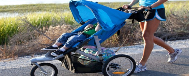Double Umbrella Stroller – Fun Sitting Side By Side